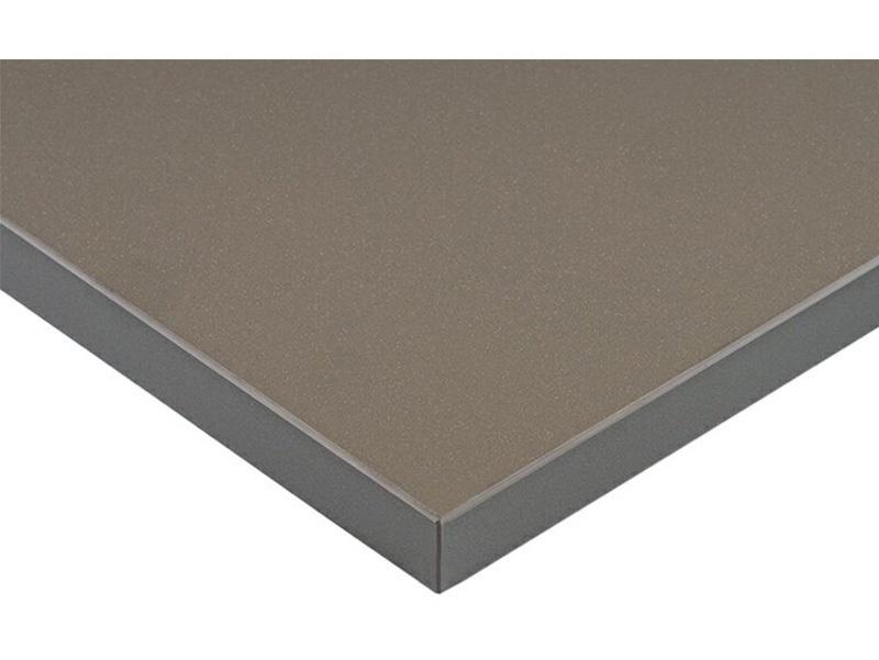 Плита МДФ LUXE базальт металлик (Basalto Pearl Effect) глянец, 1220*18*2750 мм
