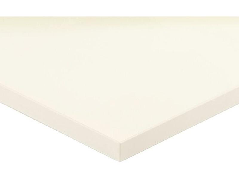 Плита МДФ LUXE белый суперматовый ZENIT (Blanco SM ZENIT), 1220*10*2750 мм