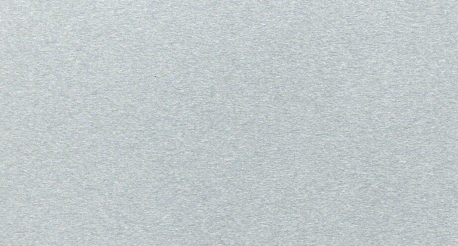 802  Цоколь кухонный, пластик,  фольга Нержавейка 100мм L=4м FIRMAX