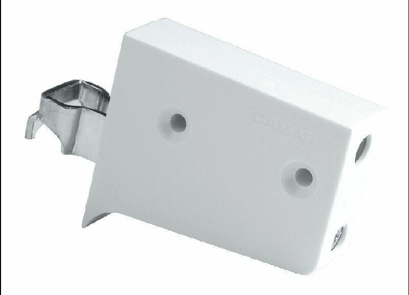 Навес для шкафа, под саморез, универсальный, белый