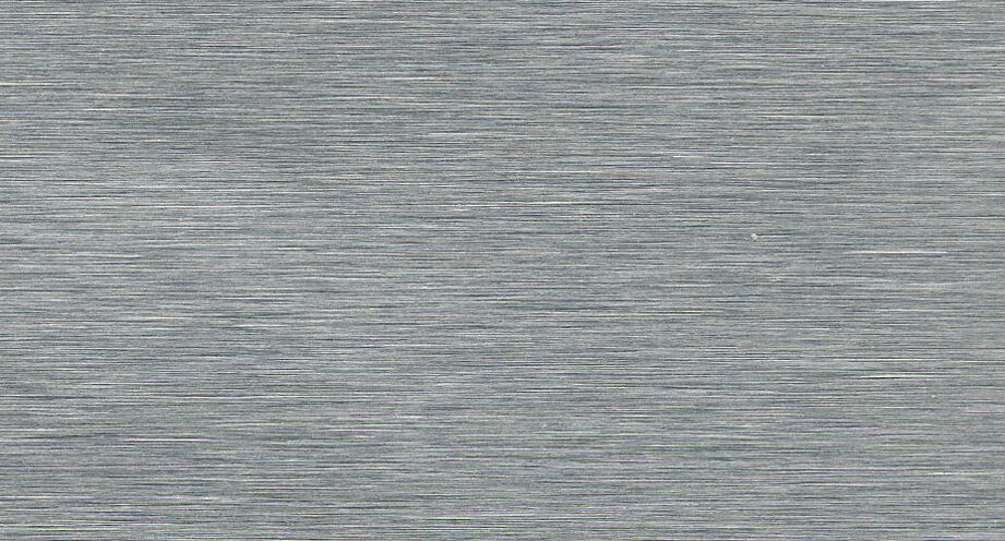 813  Цоколь кухонный, пластик , фольга Инокс 100мм L=4м FIRMAX