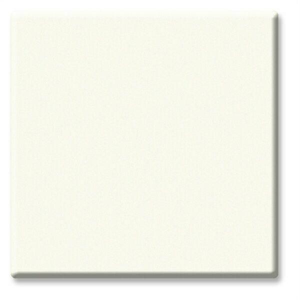 Cтолешница Werzalit круглая d=700мм, белый 001