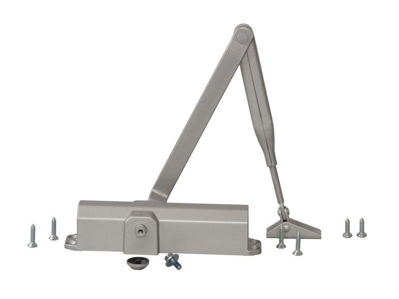 Доводчик DORMA TS-Compakt EN2/3/4 с тягой, серебро