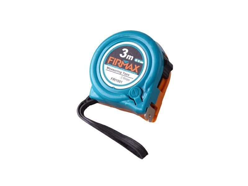 FIRMAX Рулетка измерительная 3м с фиксатором