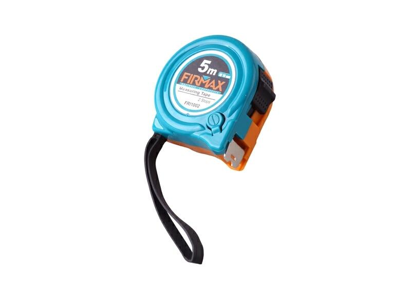FIRMAX Рулетка измерительная 5м с фиксатором