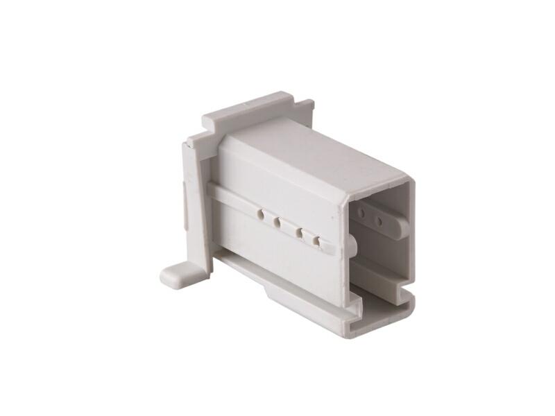 FIRMAX Соединитель механический импоста для пластиковых окон REHAU SIB пластик
