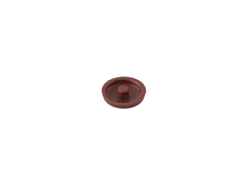 FIRMAX Заглушка декоративная для рамного дюбеля PH/PZ3 коричневый RAL 8015
