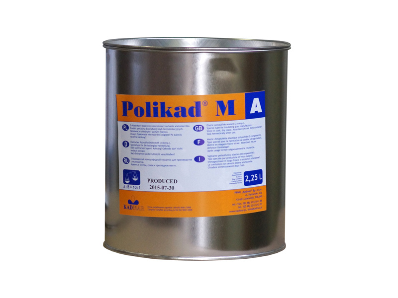 Герметик Polikad M ( 2,25л) комп. А