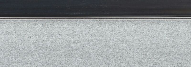 Кромка 3D деко черный глянец 23х1 мм, PMMA, двухцветная ALVIC
