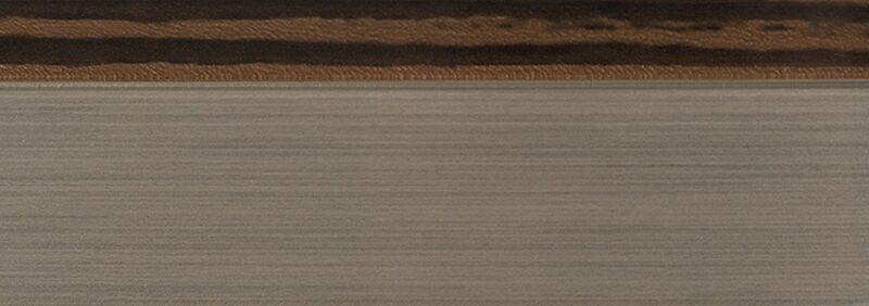 Кромка 3D гайана глянец 23х1 мм, PMMA, двухцветная ALVIC