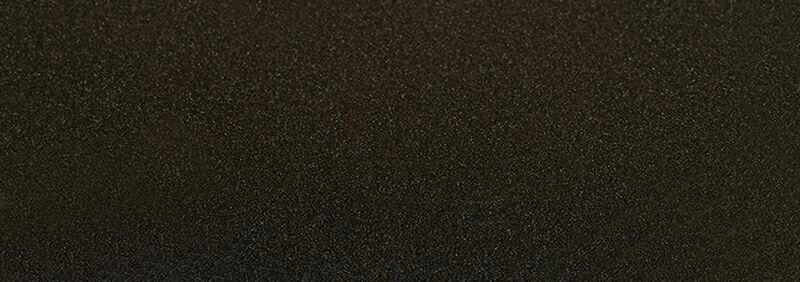 Кромка ALPHA-TAPE черный металлик глянец 23х1 мм, ABS, одноцветная
