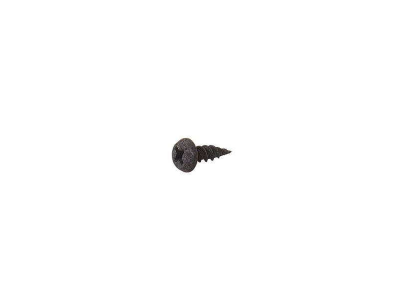 FIRMAX Саморез 3,5×11 (острый), полуцилиндрическая головка, черный ЭЛИТ