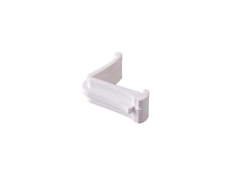 FIRMAX Скоба пластиковая для крепления подоконника KBE, PROPLEX, EXPROF, TROCAL