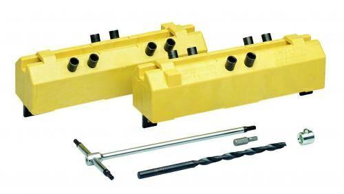MA 700 160 G0 06 Комплект шаблонов 495 диаметр  14 и 16 мм, для дверей без наплава
