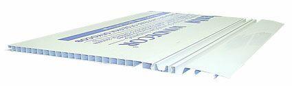 Откос с наличником VNT-Premium 250х10мм 6,0м белый лед крашеный