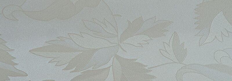 AGT Плита МДФ глянец белые цветы, 1220*18*2795 мм