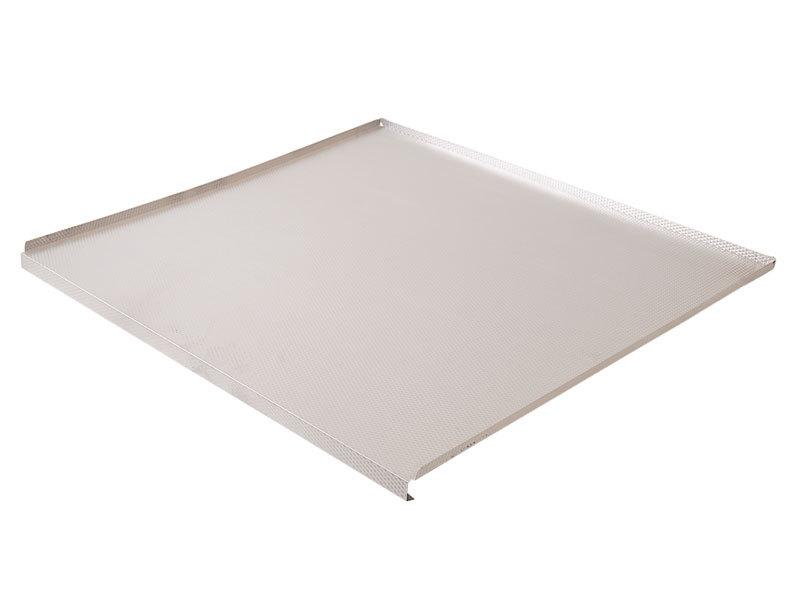 Поддон гигиенический алюминиевый в ящик с мойкой 600мм (566×523) FIRMAX