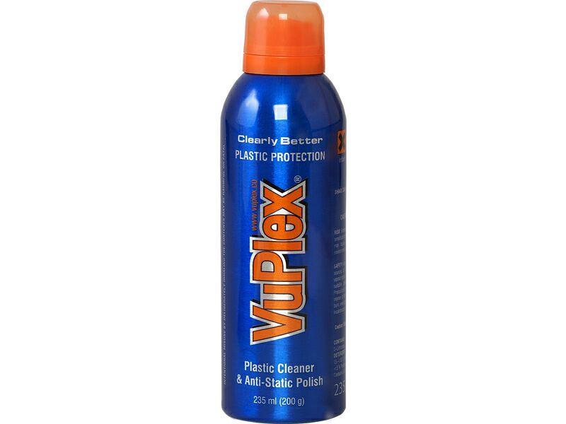 Полироль-очиститель VuPlex для глянцевых фасадов 200 гр/235 мл