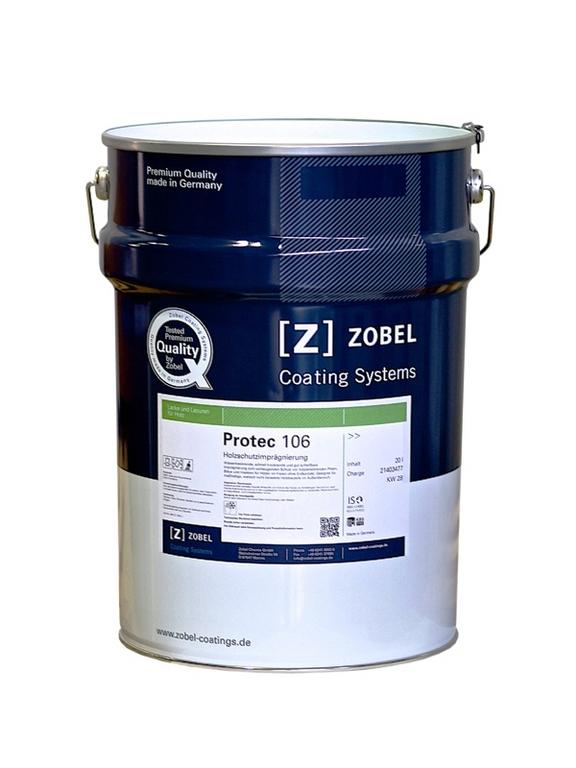 Zobel Protec 106 Защитная пропитка, н.у.-20л