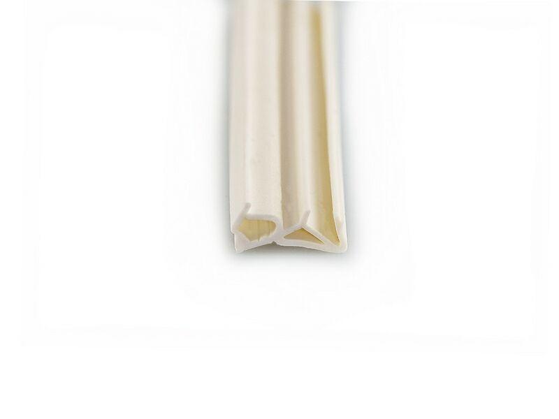 DEVENTER Уплотнитель для деревянных окон SP1212 белый
