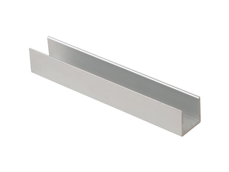 Заглушка алюминиевая для алюминиевого цоколя 100мм FIRMAX