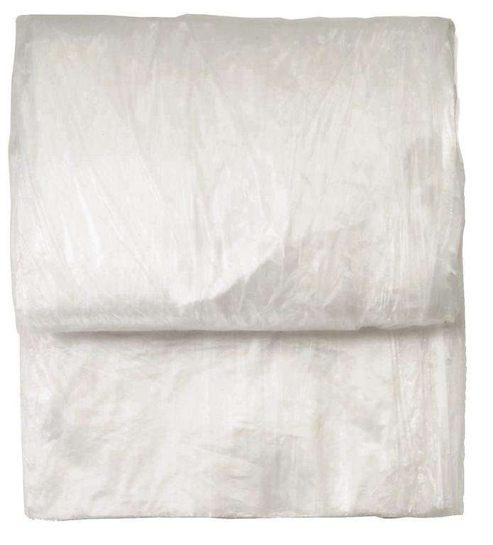 Защитная пленка 20м2 толщина 10мкм 4 x 5м., HDPE