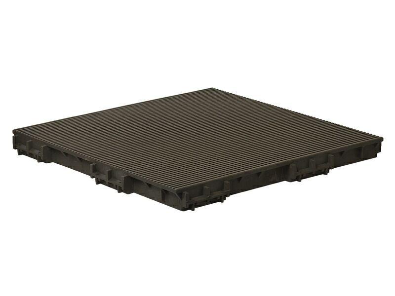 terraZa кассета fino 485 карбоне 38х440х440 мм