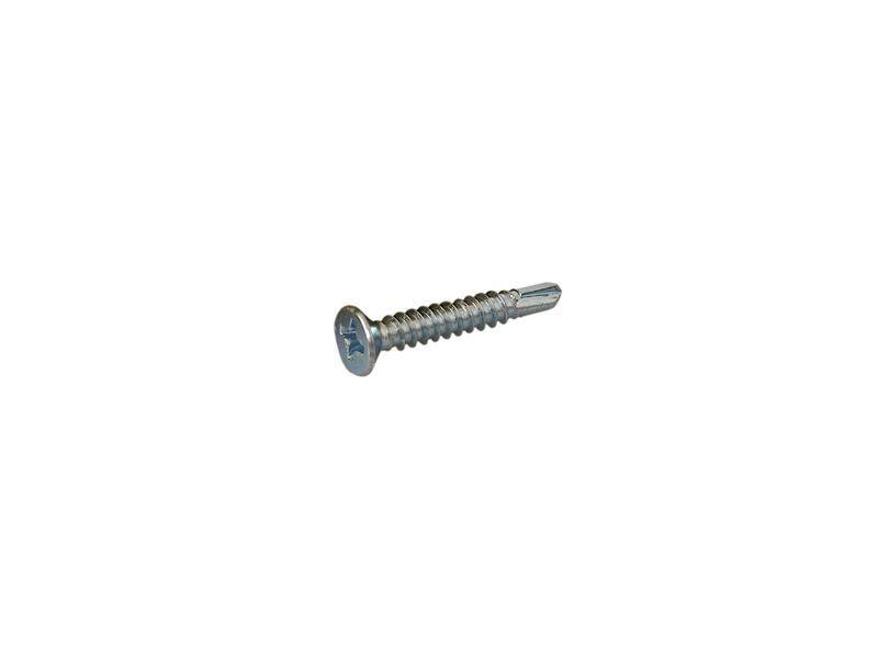 FIRMAX Шуруп c буром (фас.) 3,9×25, потайная головка оцинкованный