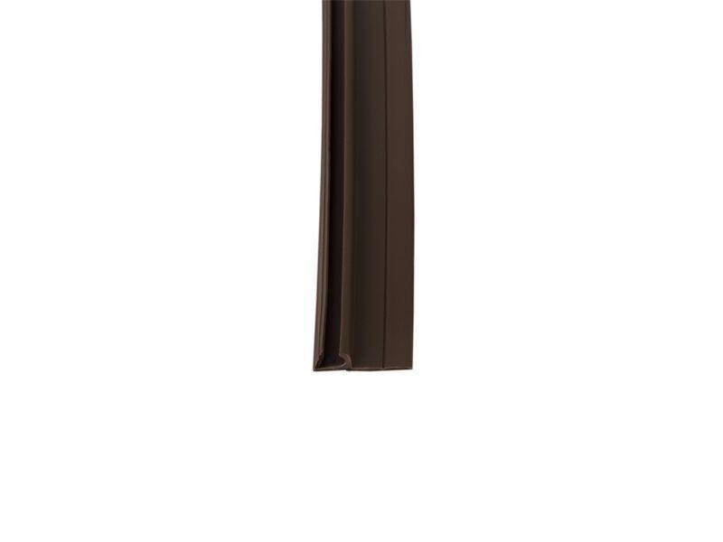 DEVENTER Уплотнитель для деревянных окон S 6600 тёмно-коричневый