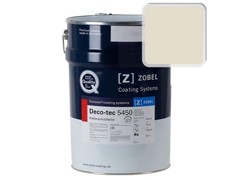 Краска для дерева ZOBEL 5450A RAL 1013, 1 л
