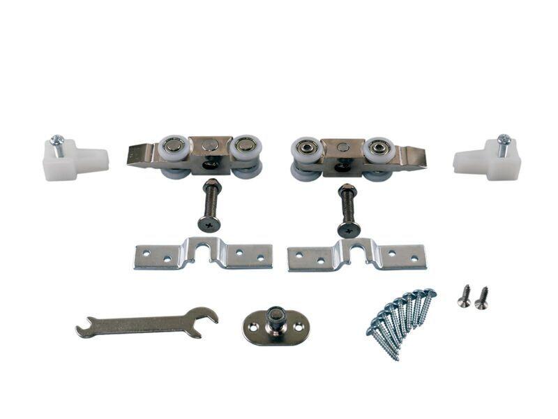 Комплект креплений для сдвижных дверей Elementis-80