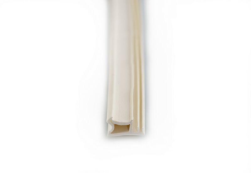 Уплотнитель для деревянных окон SP103 белый