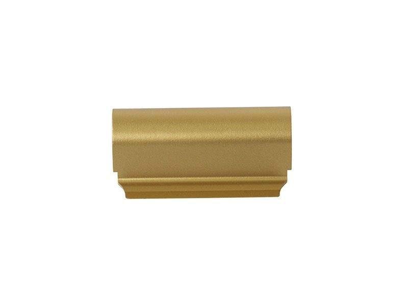 Накладка декоративная верхней петли на створке, W KF, золото матовое, Siegenia. FKWB0010-L37061 (attach1 24803)